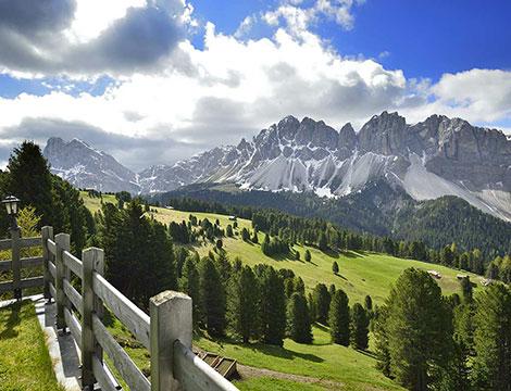 acanze attive e sulla neve in Alto Adige con benessere e relax