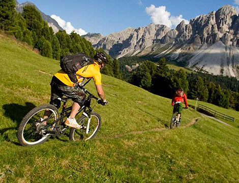 Vacanze attive e sulla neve in Alto Adige con benessere e relax