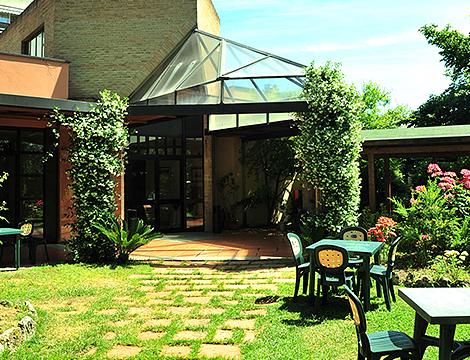 Umbra presso La Villa Excelsior