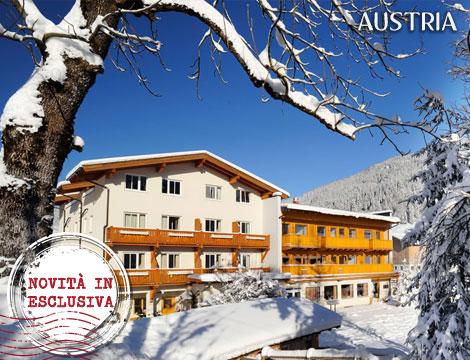 Austria: 3 notti in mezza pensione