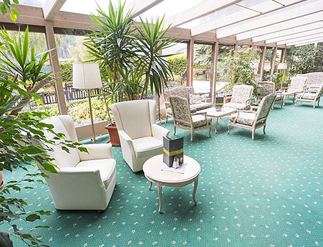 Hotel Alpenhof Austria