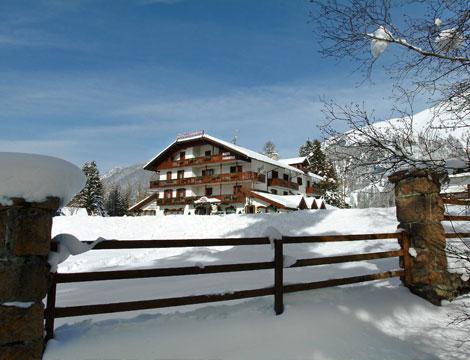 Vacanza di benessere e con attività a Bellamonte in Val di Fiemme