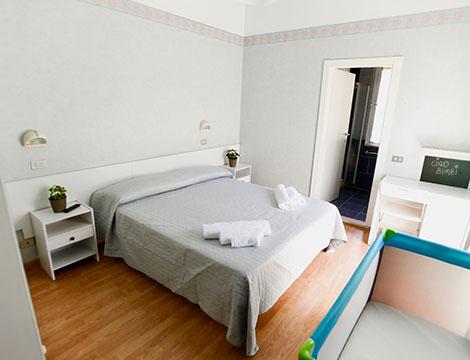 Bellaria: hotel con spiaggia
