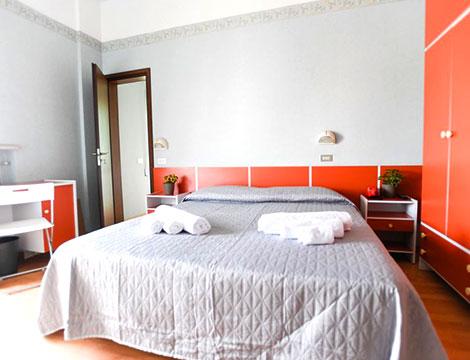 Hotel Kursaal Bellaria la camera