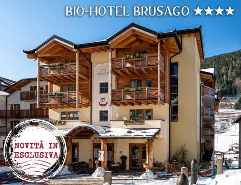 Bio-Hotel nelle Dolomiti: 3 notti