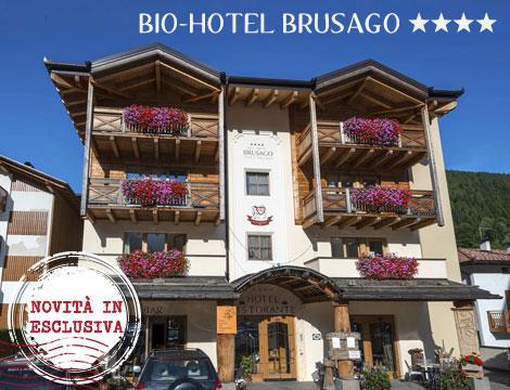 Bio-Hotel nelle Dolomiti: 4 notti