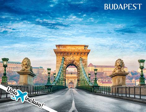 Budapest e volo
