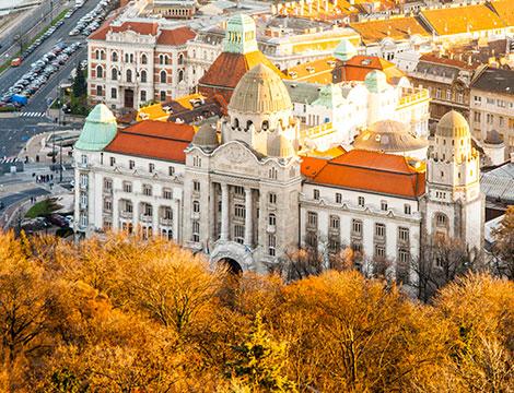 Budapest e esperienze
