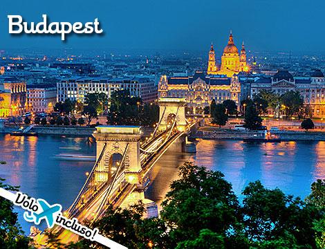 Budapest fino 3nt + volo_N