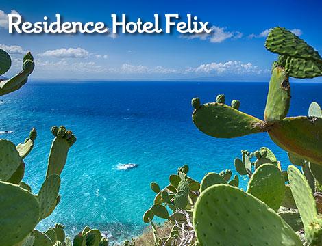 Hotel Residence Felix Calabria