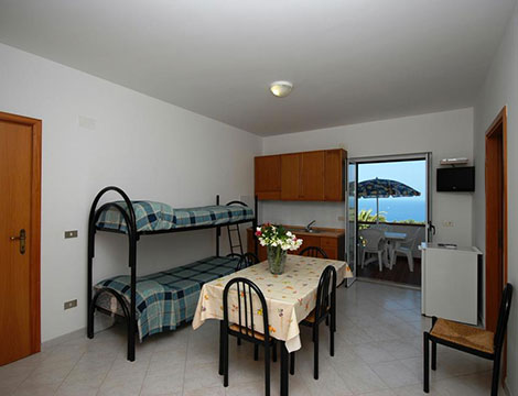 Calabria Residence a Tropea