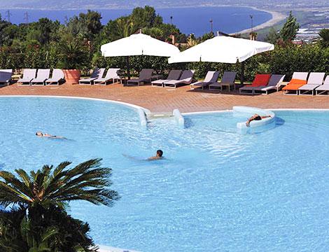 Calabria hotel con Spa