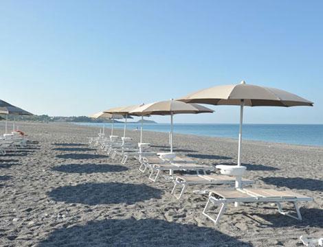 Calabria: hotel con spiaggia