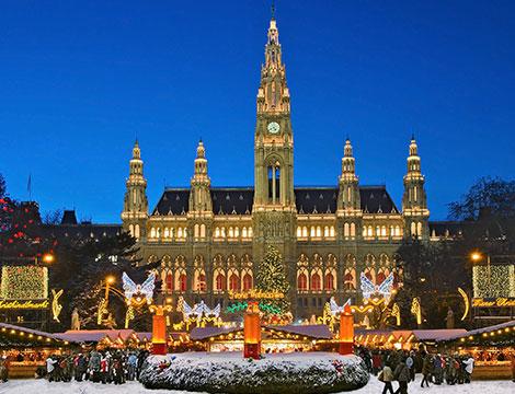 Capodanno: tour dell'Austria