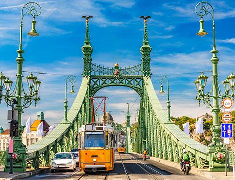 Capodanno a Budapest volo  hotel