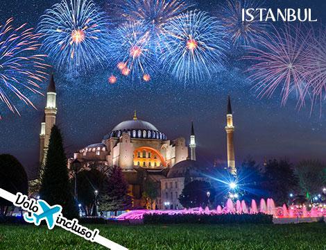 Capodanno Istanbul hotel