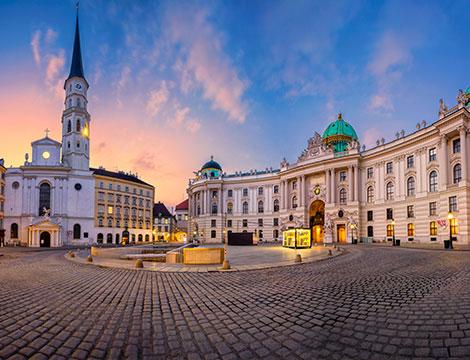 Vienna in bus capodanno