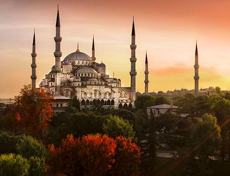 Capodanno in Turchia volo+tour