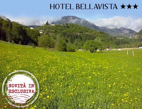 Castello Tesino in Trentino: 3 notti