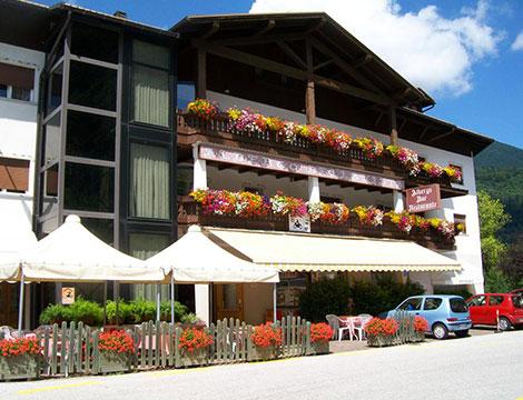 Castello Tesino in Trentino 4 notti