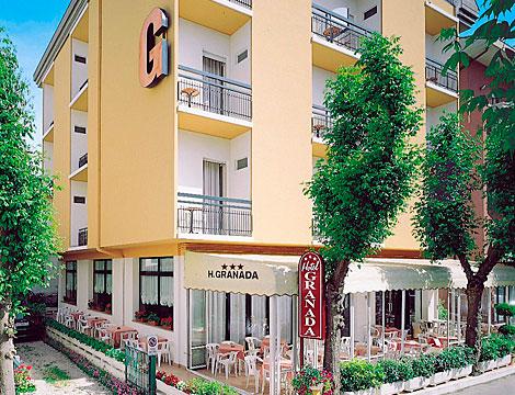Hotel Granada + Acquario_N