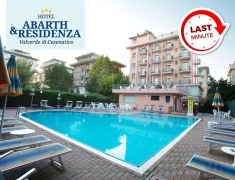 Club Hotel Abarth e Napoleon Cesenatico