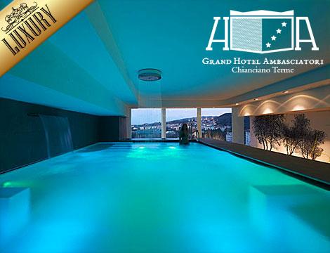 Chianciano Terme: hotel con Spa