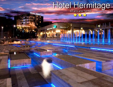 Chianciano fino 3nt x2 Hotel Hermitage