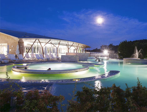 Chianciano terme: hotel 4 stelle
