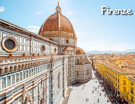 Città d'arte italiane Firenze Genova Roma Verona Napoli