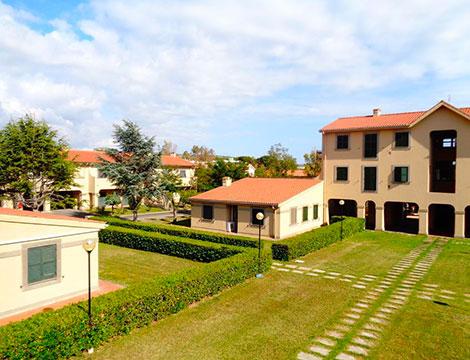 Lazio hotel al mare
