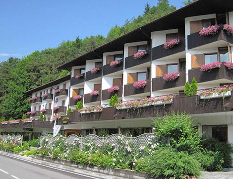 Vacanza di relax, attivita e benessere a Comano Terme
