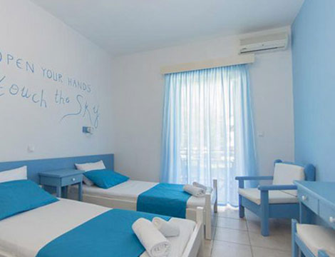 Corfu hotel 4 stelle volo
