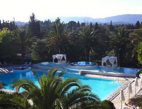 Corfu volo hotel 4 stelle