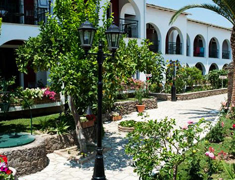 Corfu hotel 3 stelle
