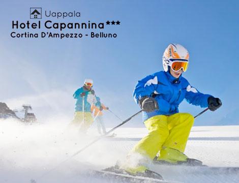 Hotel Capannina Cortina
