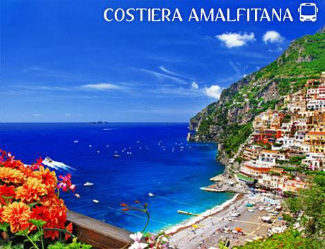 Costiera Amalfitana: tour 7 nt