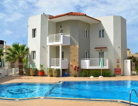 Creta hotel 4 stelle volo