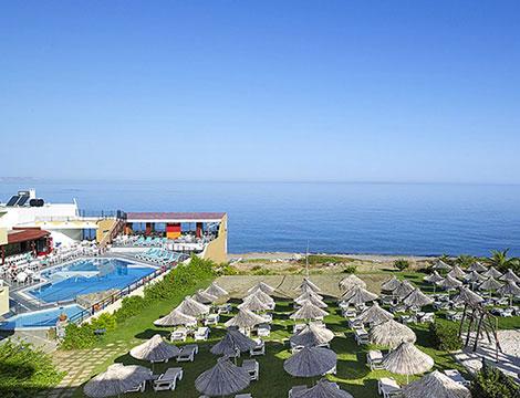 Creta hotel 4 stelle