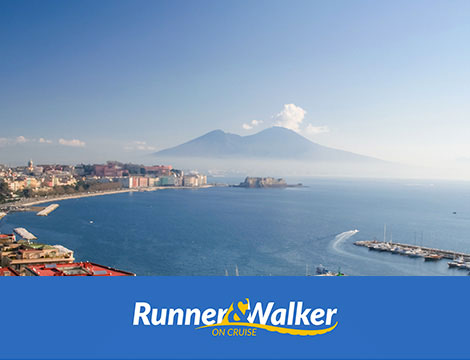 Runner e Walker on cruise napoli