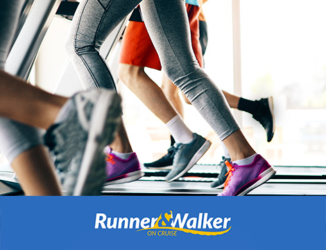 Runner e Walker on cruise palestra