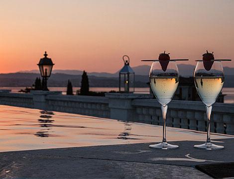 Desenzano del Garda presso il Palace hotel Desenzano_N