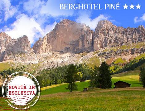 Offerta hotel in alto adige pacchetto vacanza groupalia for Soggiorno dolomiti