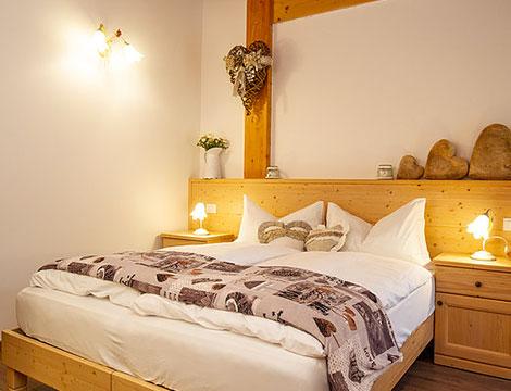 Vacanza relax nel cuore delle Dolomiti