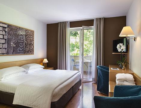 Vital Hotel Flora Dolomiti esempio camera