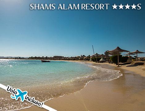 Egitto: hotel 4 stelle a Marsa Alam