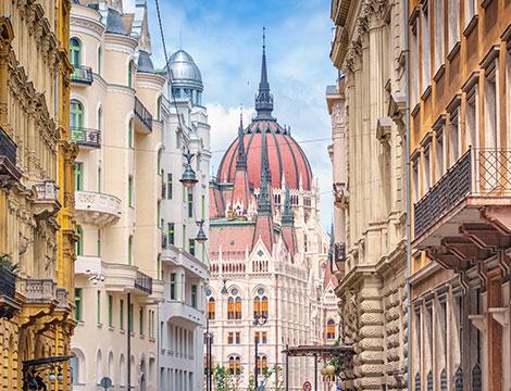 Epifania a Budapest volo hotel