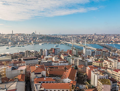 Epifania a Istanbul