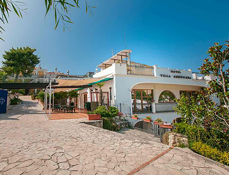 Hotel Villa Americana_N