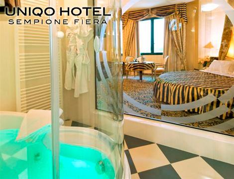 Uniqo Hotel Sempione suite